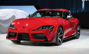 2019 Toyota Supra for sale in Manila