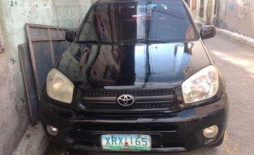 2004 Toyota Rav4 for sale in Quezon City