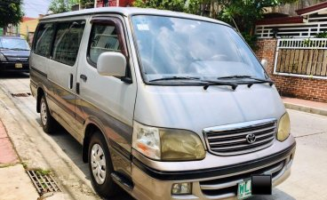 2000 Toyota Hiace for sale in Marikina