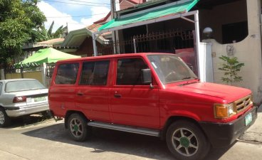 2nd Hand 1997 Toyota Tamaraw for sale in Antipolo