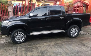 2014 Toyota Hilux for sale in Kabankalan