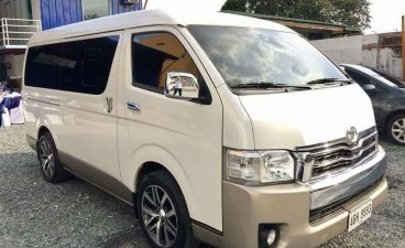 Toyota Grandia 2015 for sale in Quezon City