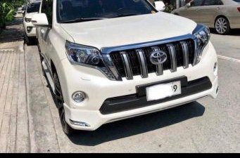 2013 Toyota Land Cruiser for sale in Manila