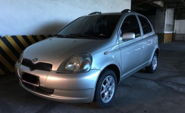 Toyota Echo 2001 for sale in Manila