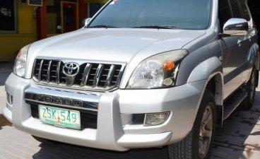 2009 Toyota Prado for sale in Manila