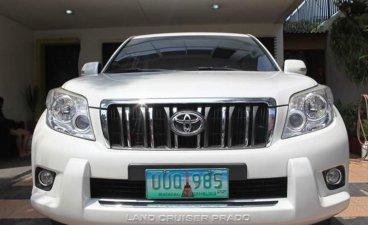 2013 Toyota Land Cruiser Prado for sale in Quezon City