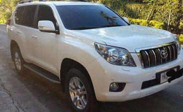 2012 Toyota Land Cruiser Prado for sale in Mandaue