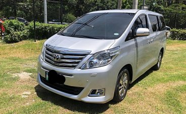 2012 Toyota Alphard for sale in Makati