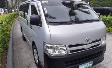 2011 Toyota Hiace for sale in Makati