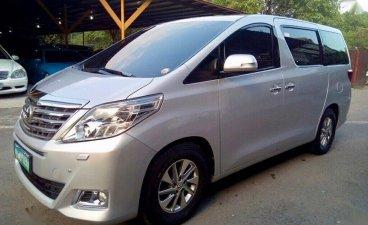 2012 Toyota Alphard for sale in Manila