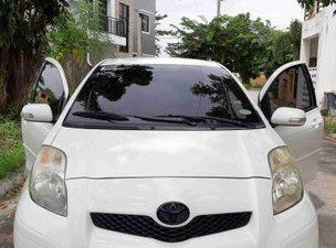 Selling Toyota Yaris 2011 Automatic Gasoline