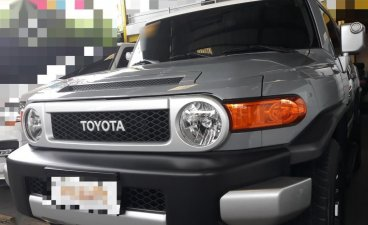 2018 Toyota Fj Cruiser for sale in Manila