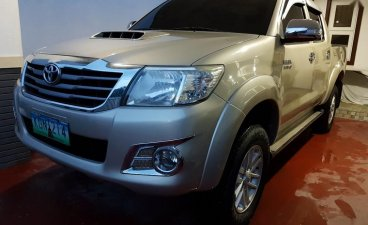 2013 Toyota Hilux for sale in Taguig