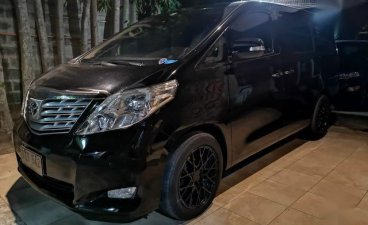 2012 Toyota Alphard for sale in Bacolod