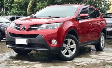 Toyota Rav4 2014 for sale in Makati