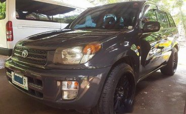 Toyota Rav4 2003 Manual Gasoline for sale