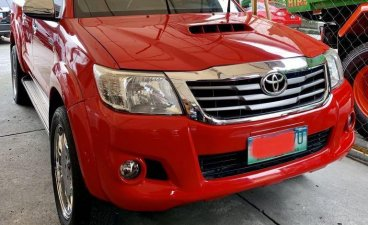 Toyota Hilux 2014 for sale in Pasig