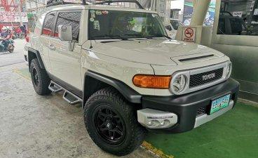 2014 Toyota Fj Cruiser for sale in Manila