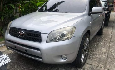 Used Toyota Rav4 2008 for sale in Quezon City