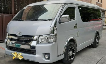 2015 Toyota Grandia for sale in Quezon City