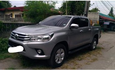 Toyota Hilux 2015 for sale in Pampanga