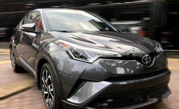 Grey Toyota Rav4 2019 for sale in Quezon City