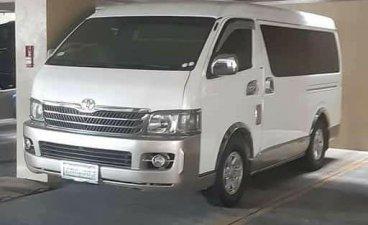 2008 Toyota Hiace for sale in Manila