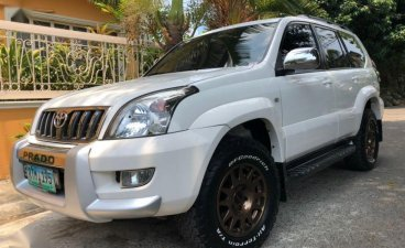 2008 Toyota Prado for sale in Las Pinas