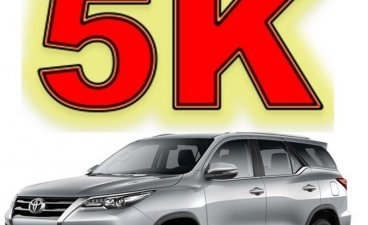 2020 Toyota Fortuner for sale in Pasay