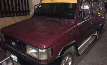 1996 Toyota Tamaraw for sale in Manila