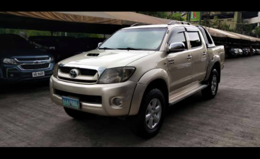 Toyota Hilux 2010 Truck at 90832 km for sale