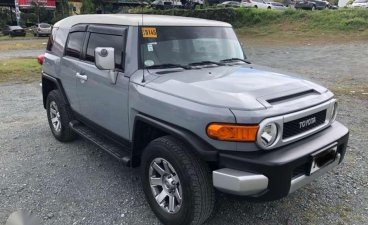 2nd-hand Toyota FJ Cruiser 2015 for sale in Pasig