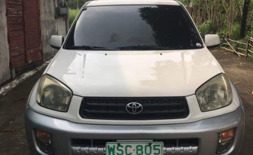 Toyota Rav4 2001 for sale in Marikina