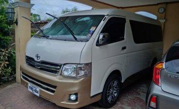 2011 Toyota Hiace for sale in Cebu