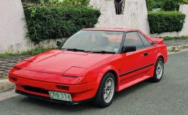 1985 Toyota Mr2 for sale in Manila