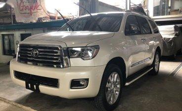 2019 Toyota Sequoia for sale in Quezon City
