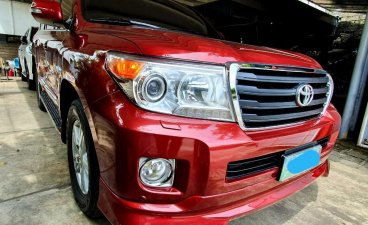 2012 Toyota Land Cruiser for sale in Quezon City