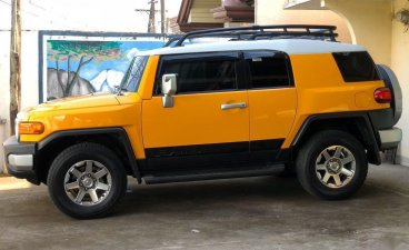 Toyota Fj Cruiser 2018 for sale in Quezon City