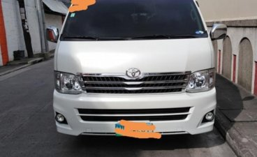 2012 Toyota Hiace for sale in Caloocan