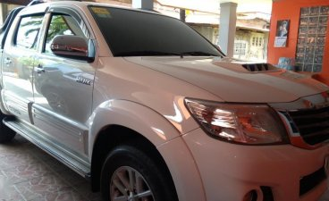 2015 Toyota Hilux for sale in Consolacion