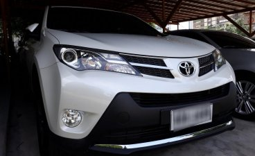 2016 Toyota Rav4 for sale in Manila