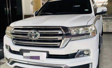2018 Toyota Land Cruiser for sale in Manila