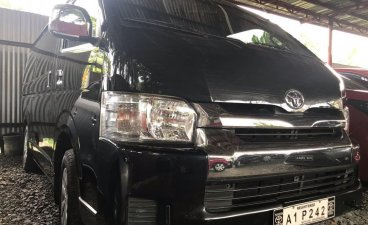 Sell Black 2018 Toyota Grandia in Quezon City