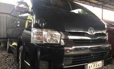 Sell Black 2018 Toyota Grandia in Quezon City