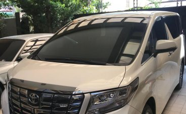 Toyota Alphard 2016 for sale in Quezon City