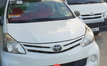 2012 Toyota Avanza for sale in Manila