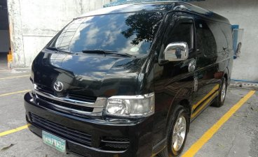 2010 Toyota Hiace for sale in Quezon City