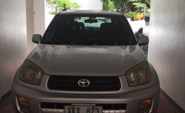 2003 Toyota Rav4 for sale in Manila