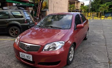 Toyota Vios 2005 for sale in Las Pinas