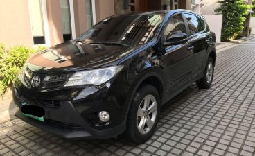 Toyota Rav4 2014 for sale in Quezon City